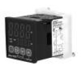 Modul: regulátor Pt100 teplota SPST-NO SPST-NO panel -10÷55°C