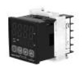 Modul: regulátor teplota SPST-NO SPST-NO panel 250VAC/3A