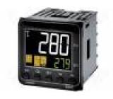 Modul: regulátor teplota SSR SPST-NO Regulace VY1:2PID, ON-OFF