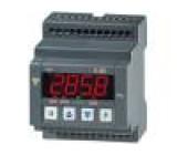 Modul: regulátor teplota SPDT SPDT DIN 250VAC/8A 0÷999,9°C
