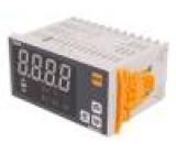 Modul: regulátor teplota SPST-NO SSR na panel 250VAC/3A 24VAC