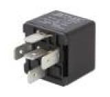 Relé: elektromagnetické SPDT Ucívky:12VDC 40A automobilová