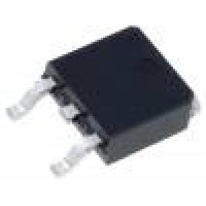 AZ1117CD-5.0TRG1 Stabilizátor napětí LDO, lineární, nenastavitelný 5V 1,35A
