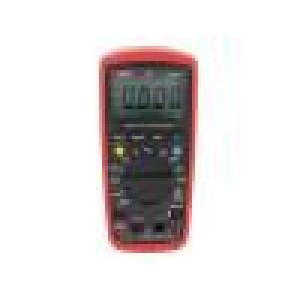 UT139C Číslicový multimetr LCD (6000),podsvětlený True RMS