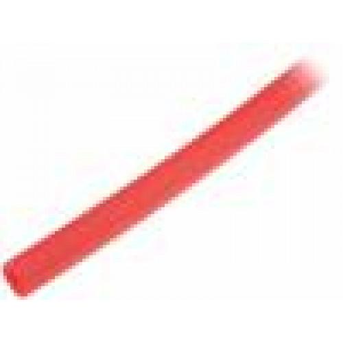 Trubice červená trubice