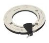 Šroubovací spona W: 14mm chromová ocel AISI 430 Řada výr: EB