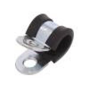 Úchytky Øsvazku: 11mm W: 20mm ocel Materiál pouzdra: EPDM W1