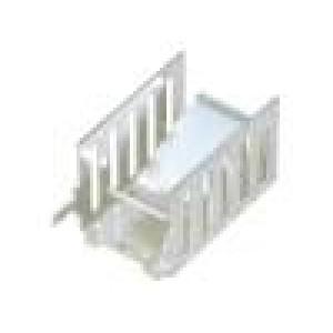 Heatsink: attachable L: 20mm W: 13mm H: 13mm 23.3K/W copper