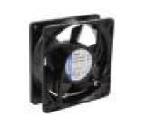 Ventilátor: AC axiální 230VAC 119x119x38mm 160m3/h 46dBA
