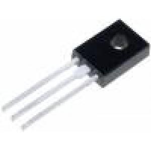 NTE2327 Tranzistor: NPN bipolární 450V 0,5A 20W TO126