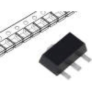 MC78L06F-TP Stabilizátor napětí lineární,nenastavitelný 6V 0,1A SOT89