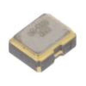 Rezonátor: krystalový 28,6363MHz 15pF SMD Rozteč: 0,55x0,35mm