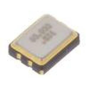 Rezonátor: krystalový 60MHz 15pF SMD Rozm.těl: 3,2x2,5x1,1mm