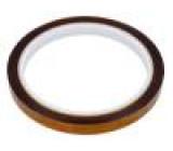 Páska: polyamidová, vysokoteplotní role max.260°C W: 9mm L: 33m