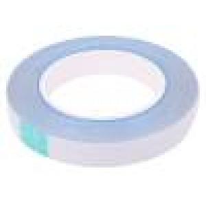 Páska: termovodivý W: 19mm L: 33m D: 0,125mm 600mW/mK UL94V-0