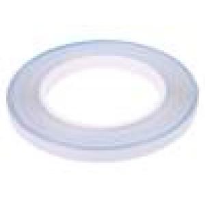 Páska: termovodivý W: 9mm L: 33m D: 0,125mm 600mW/mK UL94V-0