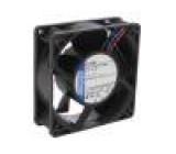 Ventilátor: DC axiální 92x92x32mm 80m3/h 35dBA kuličkové