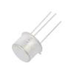 NTE128 Tranzistor: NPN bipolární 140V 1A TO39