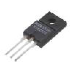 NTE2576 Tranzistor: NPN bipolární 200V 2A 20W TO220FP