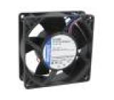 Ventilátor: DC axiální 92x92x32mm 107m3/h 42dBA kuličkové