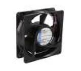 Ventilátor: DC axiální 119x119x38mm 237m3/h 57dBA kuličkové