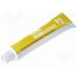 Termovodivá pasta bilá na bázi silikonu 90ml P12 0,81W/mK