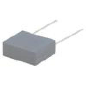 Kondenzátor: polypropylénový 33nF 10mm ±5% 13x4x9mm -55÷125°C