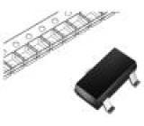 SS8550-H-YAN Tranzistor: PNP bipolární 25V 1,5A 300mW SOT23