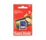 Paměťová karta SD HC 16GB Class 4