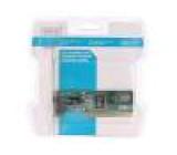 Počítačová karta: PCI Rozhraní: 10/100Mbps,full duplex