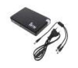 Napájecí zdroj: router UPS 159x104x28mm 15W Počet výst.zás: 2