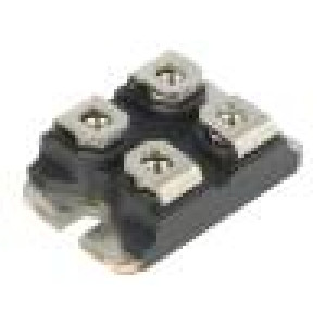 Modul jeden tranzistor 100V 190A SOT227B Ugs: ±20V Idm: 720A