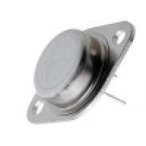 2N6059-CDI Tranzistor: NPN bipolární Darlington 100V 12A 150W TO3