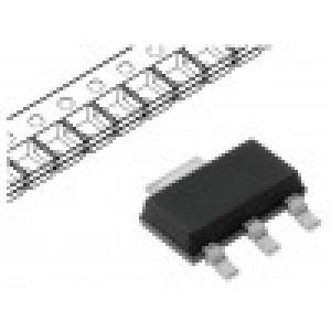 ACS108-8SN-TR Triak 800V 0,8A 10mA SMD internally triggered ASD™ SOT223