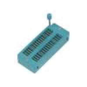 Patice DIP ZIF 32 PIN 7,62/15,24mm rozebíratelná -40-105°C