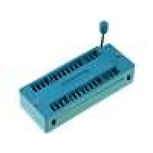 Patice DIP ZIF 32 PIN 15,24mm rozebíratelná -40-105°C THT