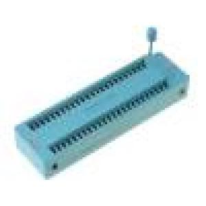 Patice DIP ZIF 48 PIN 15,24mm rozebíratelná -40-105°C THT