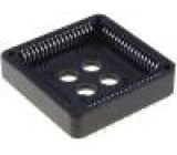 Patice PLCC 68 PIN fosforový bronz 1A termoplast UL94V-0 THT