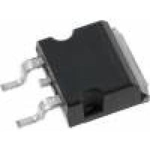 IPB60R099C6 Tranzistor unipolární N-MOSFET 600V 37,9A 278W TO263