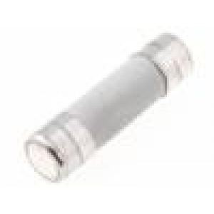 Pojistka tavná gR keramická, průmyslová 25A 690VAC 10x38mm