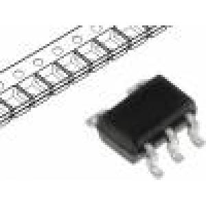 74HC1G32GW IC číslicový OR Kanály:4 Vstupy:2 SOT353-1