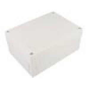 Krabička univerzální MNX X:130mm Y:180mm Z:75mm ABS šedá IK07