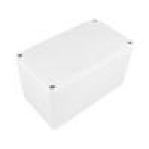 Krabička univerzální 1554 X:90mm Y:160mm Z:90mm polykarbonát