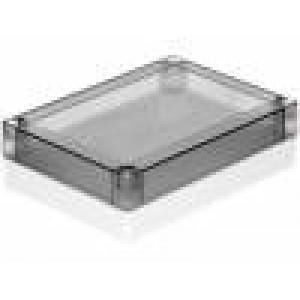 Krabička univerzální MNX X:130mm Y:180mm Z:50mm polykarbonát