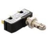 Mikrospínač SNAP ACTION s kladkou 16A/250VAC 16A/300VDC IP40