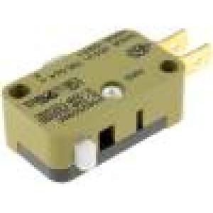 Mikrospínač SPDT 15A/250VAC