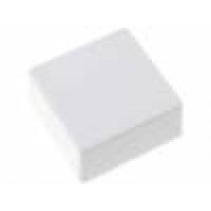 Hmatník čtvercový pro B3F-4x5x, B3F-5x5x, B3W-4x5x 12x12mm