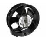 Ventilátor 230VAC Ø172x51mm 349m3/h 50dBA kuličkové 29W