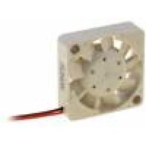 Ventilátor 3VDC 12x12x3mm 0,36m3/h 14dBA Vapo 300mW