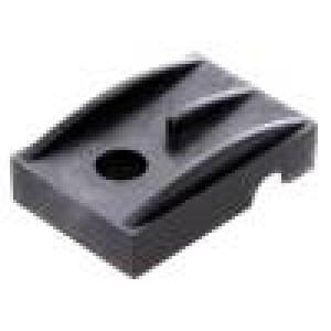 Držák pro montáž tranzistorů TO220 polyamid